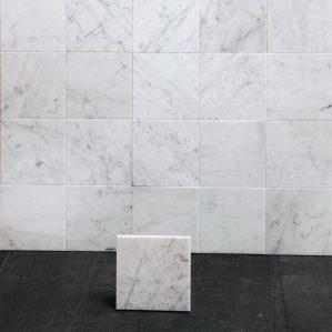 Marmor Arredo Bianco Carrara C Honed 15x15 cm