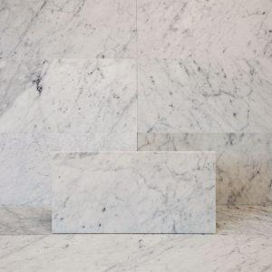 Marmor Arredo Bianco Carrara C Honed 31x61 cm