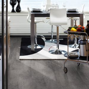 Laminatgolv Pergo Big Slab Concrete Medium Grey