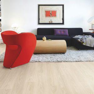 Laminatgolv Pergo Classic Plank Beige Sand Oak