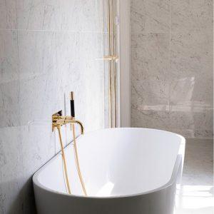 Marmor Arredo Bianco Carrara C Honed 61x61 cm