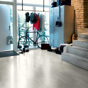Vinylgolv Pergo Tile Warm Grey Concrete