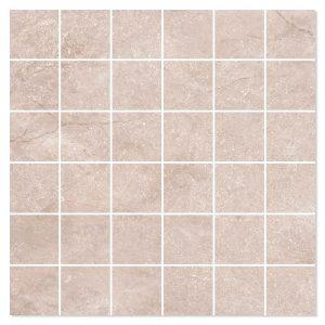 Marmor Mosaik Klinker Elegant Beige Polerad 30x30