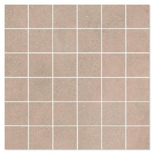 Mosaik Klinker Luna Beige Matt 30x30