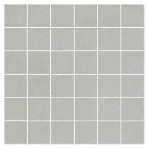 Mosaik Klinker Luna Grå Matt 30x30