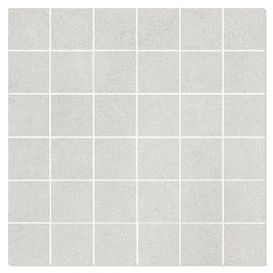 Mosaik Klinker Luna Ljusgrå Matt 30x30