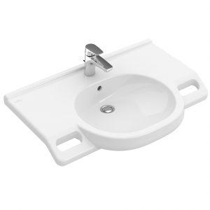 Tvättställ Villeroy & Boch O.novo Vita Ovalt 810 mm