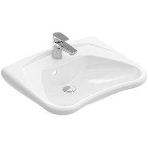 Tvättställ Villeroy & Boch O.novo Vita Rektangulärt 600 mm