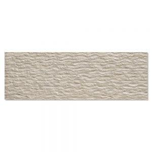 Kakel Minerve LjusBrun Matt-Relief 40x120 cm
