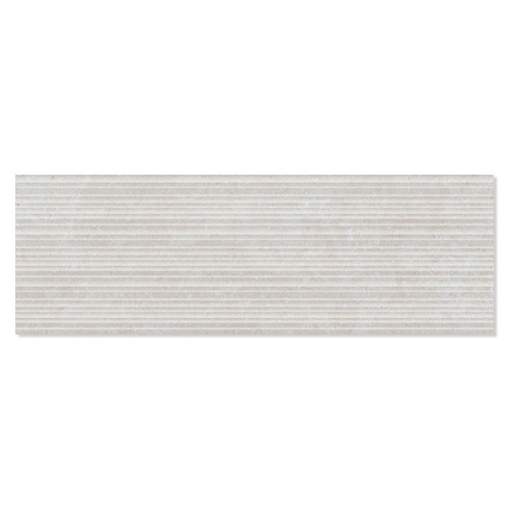 Kakel Semproniano Beige Matt-Relief 30x90 cm