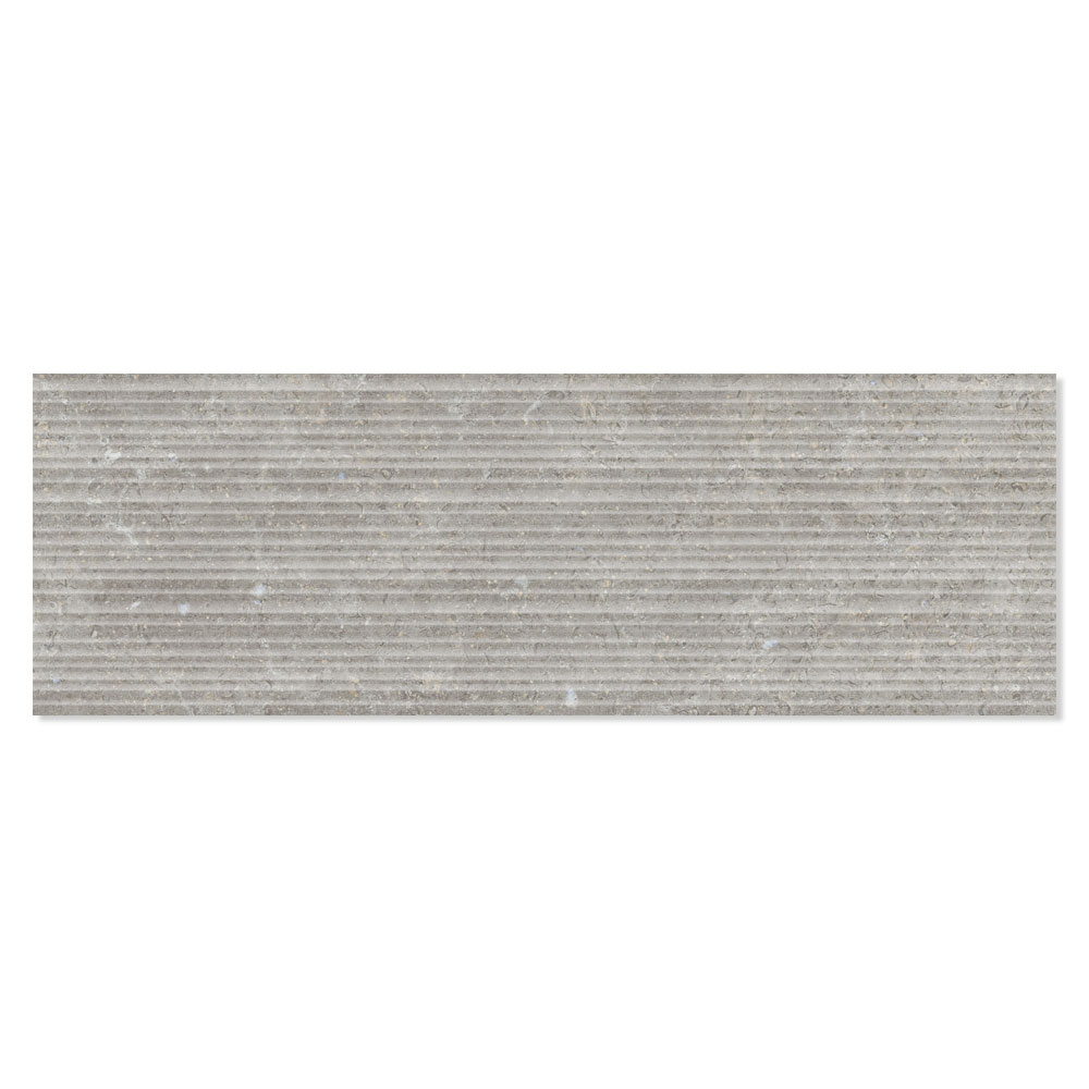 Kakel Semproniano Brun Matt-Relief 30x90 cm