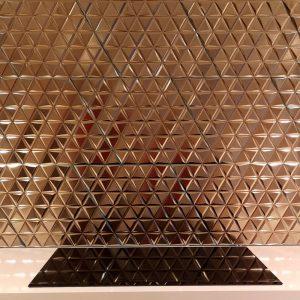 Klinker Diamond Guld 40x70 cm