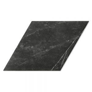 Marmor Kakel Diamond Svart 40x70 cm