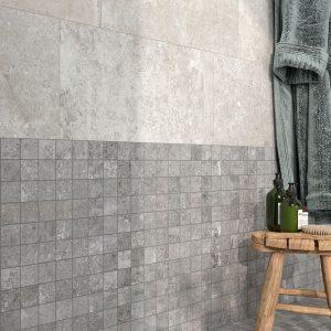 Mosaik Klinker Semproniano Brun Matt 30x30