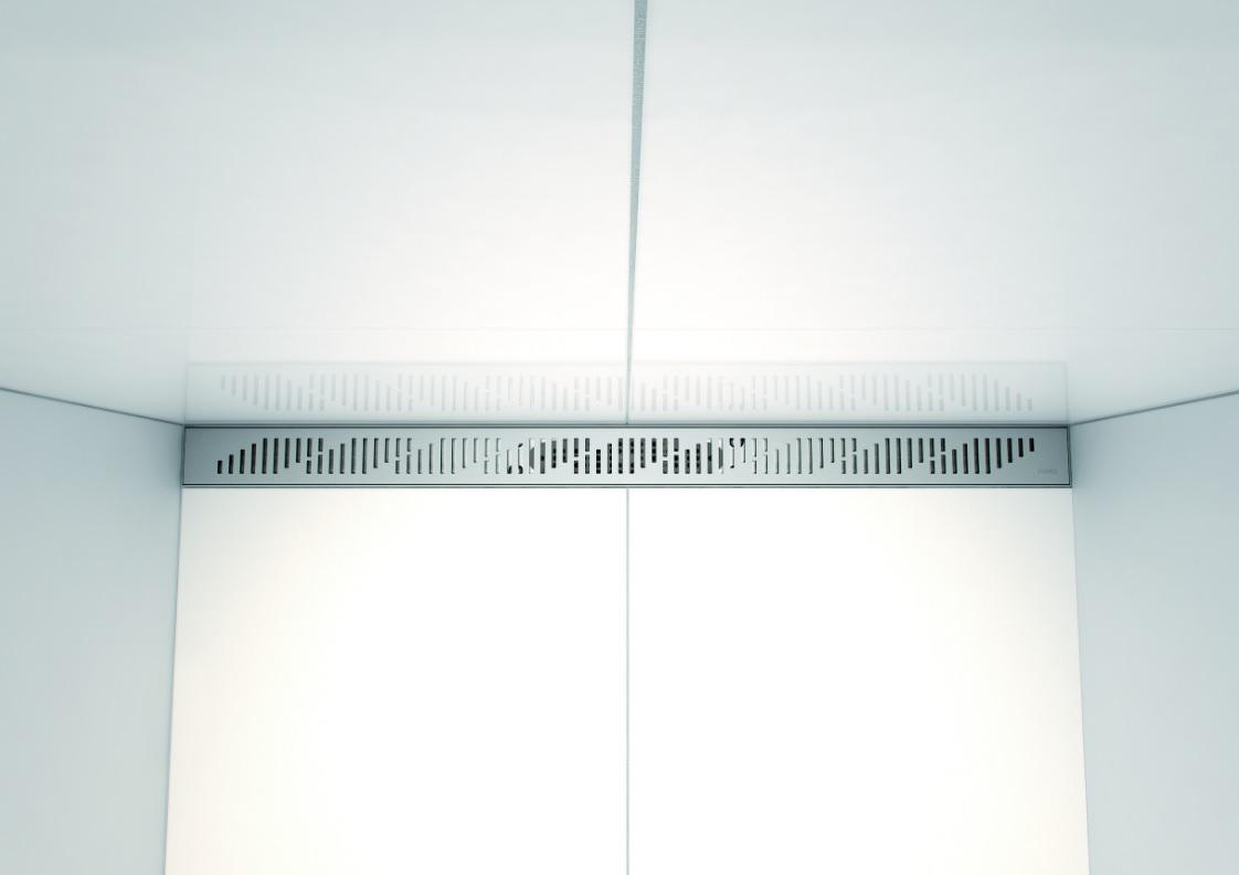 Purus Golvbrunn Twist Line-800