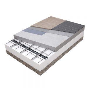 Flooré Golvvärmepaket För Ingjutning-18