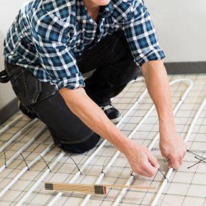 Flooré Golvvärmepaket Med Låg Bygghöjd-32
