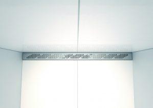Purus Golvbrunn Twist Line-1000