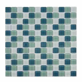 Mosaik Jade Nordic kakel Grön