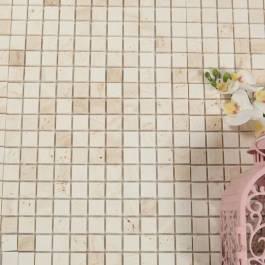 Mosaik Natursten Nordic kakel Beige