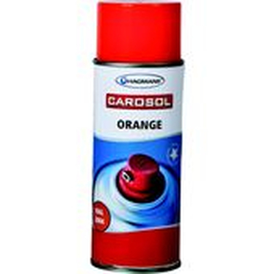 SPRAYFÄRG HAGMANS ORANGE RAL 2004 0,4L